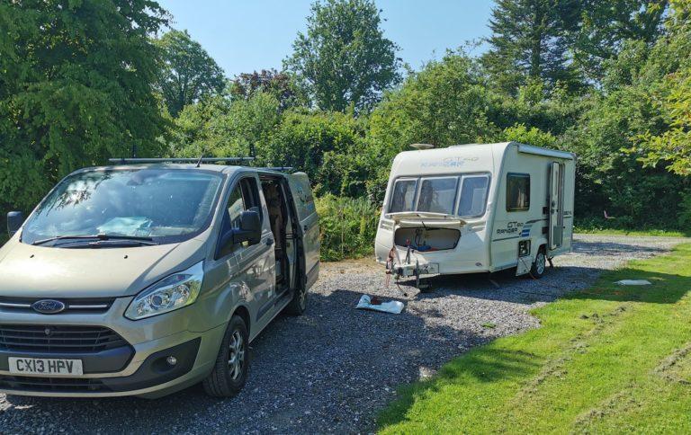 mobile caravan and motorhome servicing